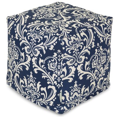 French Quarter Cube Ottoman