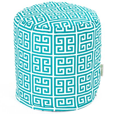 Towers Small Pouf Fabric: Pacific