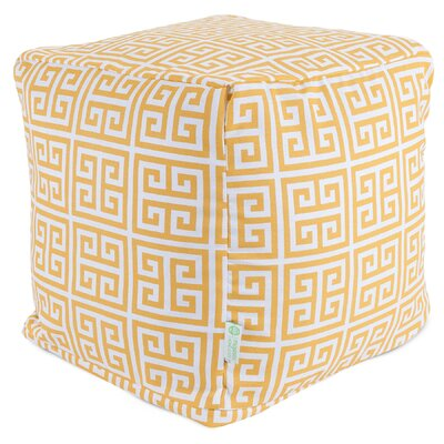 Towers Small Cube Fabric: Citrus