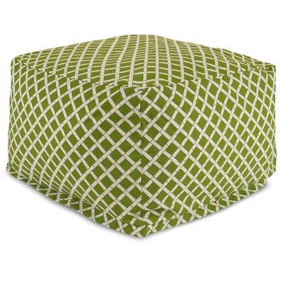 Bamboo Large Ottoman Fabric: Sage