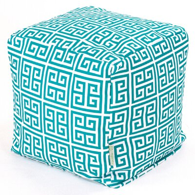 Image of Towers Small Cube Fabric: Pacific