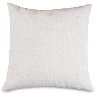 Wales Throw Pillow Size: Large, Color: Magnolia
