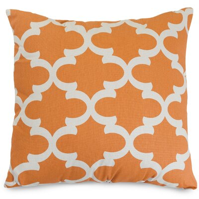 Cashwell Throw Pillow Size: Large