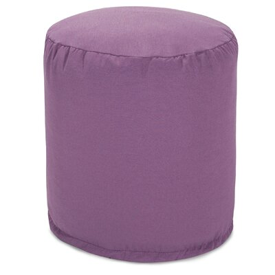 Small Pouf Fabric: Lilac