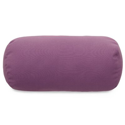 Bolster Pillow Color: Lilac