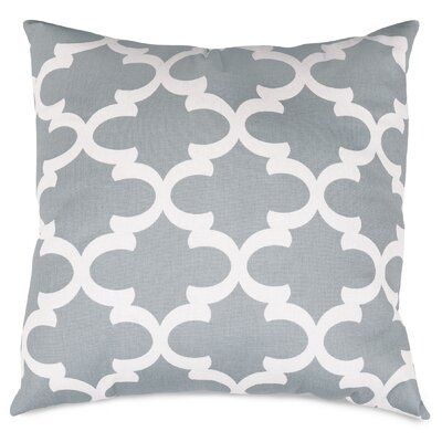 Cashwell Square Throw Pillow Size: 24 H x 24 W