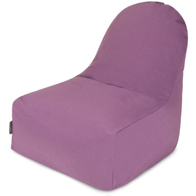 Bean Bag Lounger Upholstery: Lilac