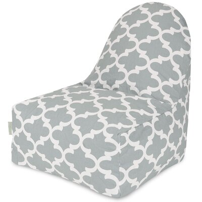 Cashwell Gray Bean Bag Lounger