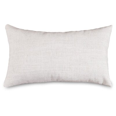 Christy Lumbar Pillow Color: Magnolia