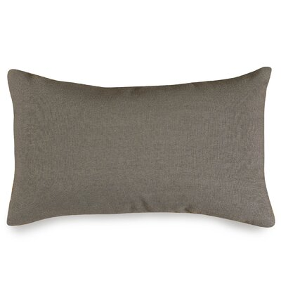 Christy Lumbar Pillow Color: Gray