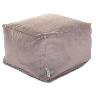 Villa pouf Upholstery: Steel