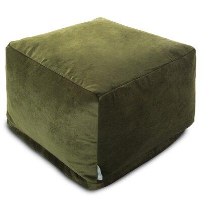 Villa Large Ottoman Upholstery: Fern