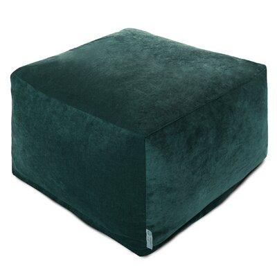 Villa Large Ottoman Upholstery: Marine