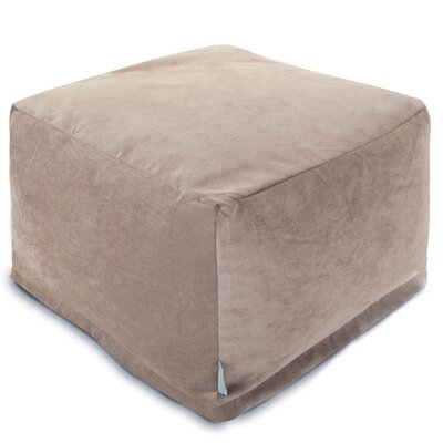 Villa Large Ottoman Upholstery: Pearl