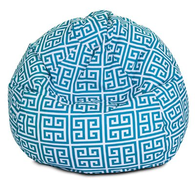Towers Bean Bag Chair Upholstery: Pacific