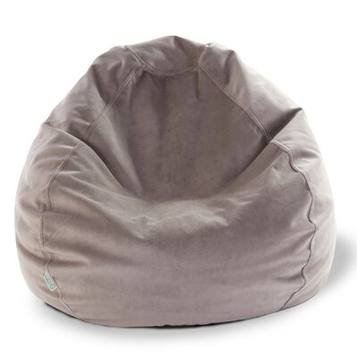 Bean Bag Chair Upholstery: Steel