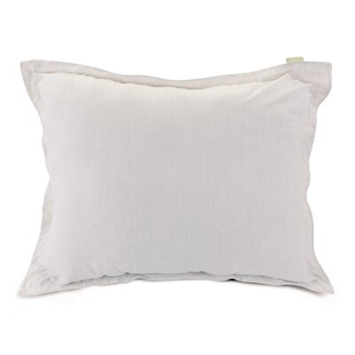 Christy Floor Pillow Color: Magnolia