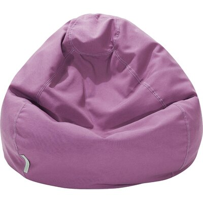 Bean Bag Chair Upholstery: Lilac
