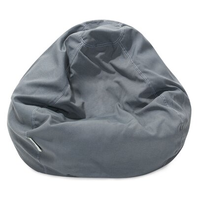 Solid Classic Bean Bag Chair