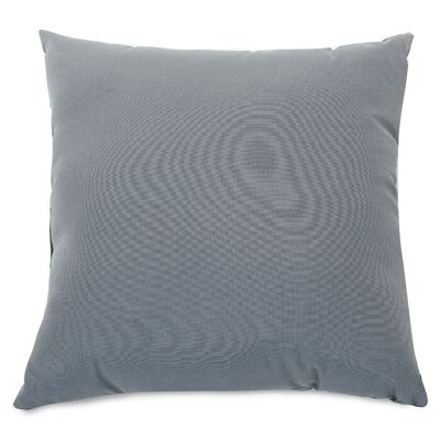 Solid Throw Pillow Size: 24 H x 24 W