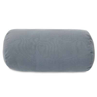 Solid Round Bolster Pillow