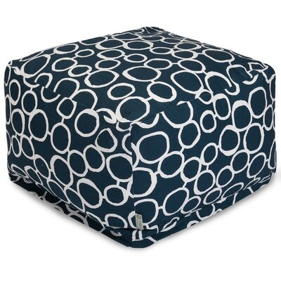 Fusion Ottoman Color: Navy