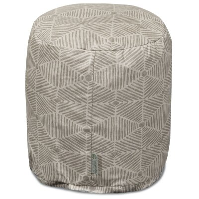 Charlie Pouf Color: Beige