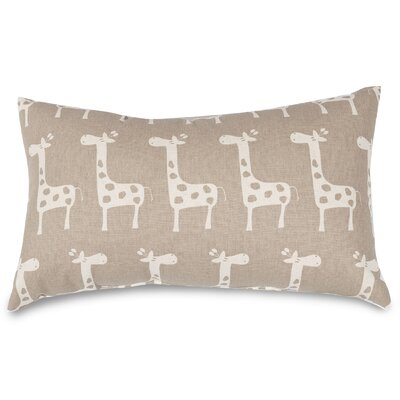 Stretch Lumbar Pillow Color: Maple