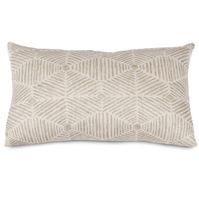 Charlie Lumbar Pillow Color: Beige
