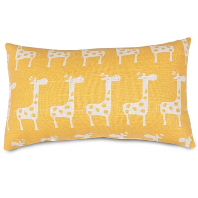 Stretch Lumbar Pillow Color: Yellow