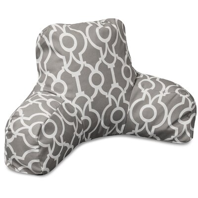 Athens Bed Rest Pillow Color: Gray