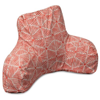 Charlie Bed Rest Pillow Color: Salmon