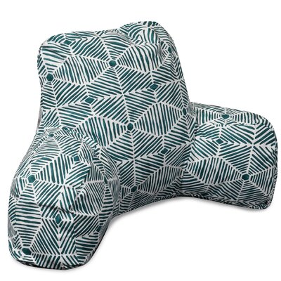 Charlie Bed Rest Pillow Color: Emerald