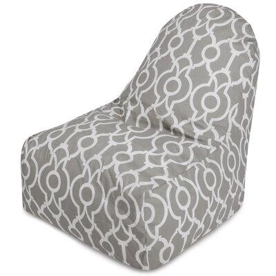Athens Bean Bag Lounger Color: Gray