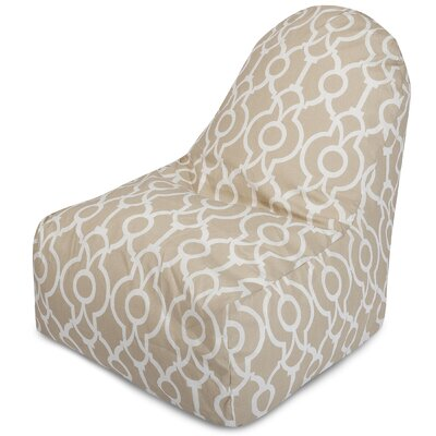 Athens Bean Bag Lounger Color: Sand