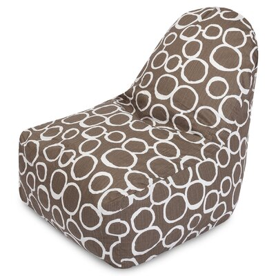 Fusion Bean Bag Lounger Color: Mocha