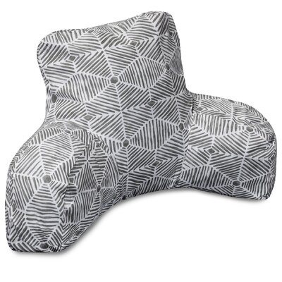 Charlie Bed Rest Pillow Color: Gray