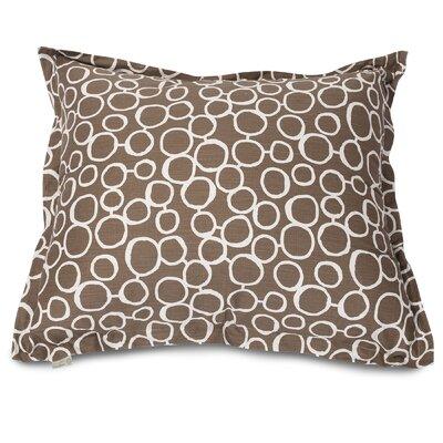 Fusion Floor Pillow Color: Navy