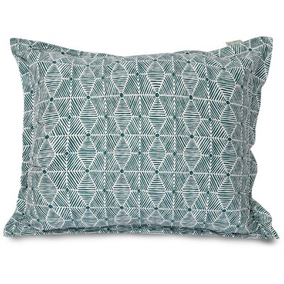 Charlie Floor Pillow Color: Emerald