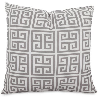 Towers Throw Pillow Size: 24 H x 24 W