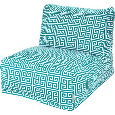 Towers Bean Bag Lounger Upholstery: Pacific