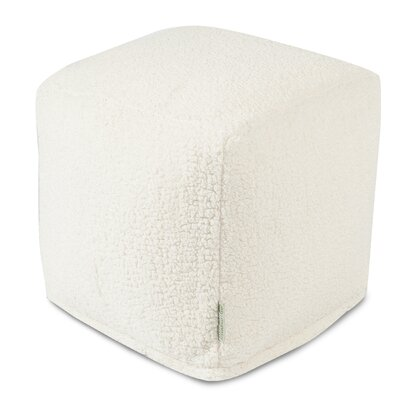 Solid Cube Ottoman