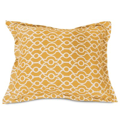 Athens Floor Pillow Color: Citrus