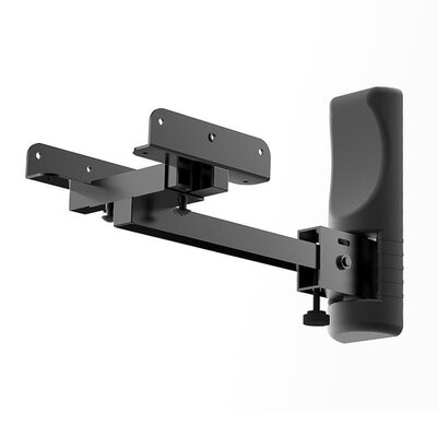 Side Clamping Bookshelf Wall Speaker Mount