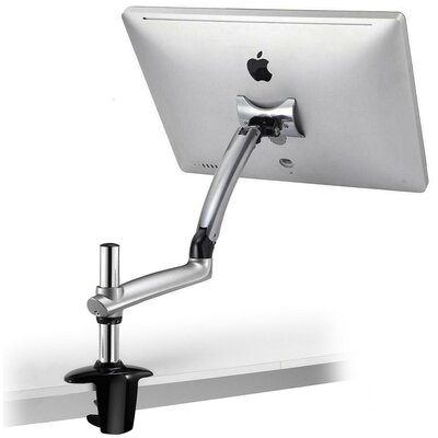 Expandable Apple Spring Arm Height Adjustable Desk Mount Base Type: Clamp