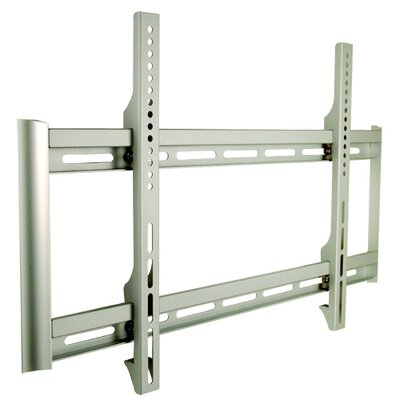 Fixed Universal Wall Mount for 32 - 63 Plasma/LED/LCD Finish: Silver