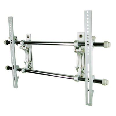 Tilt Wall Mount for 32 - 63 Plasma/LED/LCD Finish: Silver