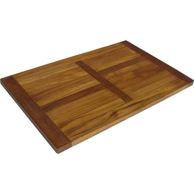 Slatted Medium Floor Mat