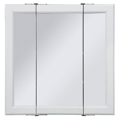 Wyndham 36 x 30 Surface Mount Medicine Cabinet