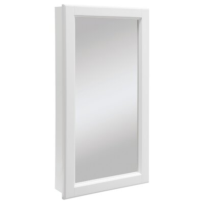 Wyndham 16 x 30 Surface Mount Medicine Cabinet